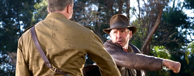 Indiana jones dvd image