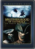 Brotherhood of wolf dvd