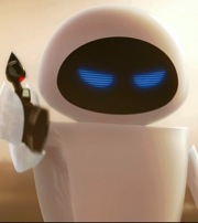 Eva in wall_e blu-ray