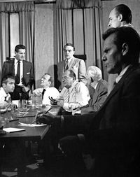12 angry men for Studio 1 DVD