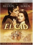 El cid restored on dvd