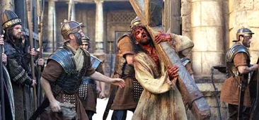 Passion of the christ blu-ray image