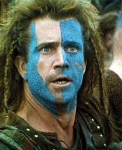 Braveheart_Mel Gibson