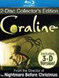 Coraline blu-ray box